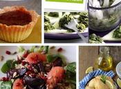 Menu vendredi saveurs textures