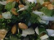 Salade petit épeautre persil