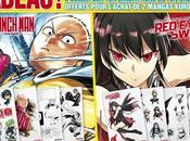 stickers Eyes Sword One-Punch offerts chez Kurokawa