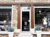 L'Atelier d'Archibald, boutique (ré)créative pleine bonnes ondes