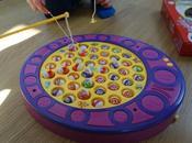 Test d'un pêche (fishing games) SGILE