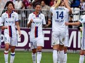 Lyon, champion France féminine pour 11ème année d'affilée