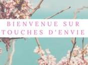Bienvenue Touches d'envie