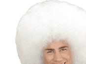 Perruque disco déguisement