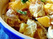 Salade pommes terre l'anglaise