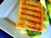 """Sandwich légumes """"pickled"""""""