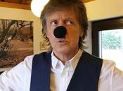 Paul McCartney affiche soutien Wetnose Animal