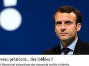 derrière Macron