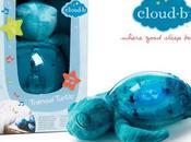 Tortue tranquille Aqua peluche veilleuse apaisante pour réconforter bébé