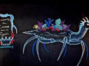 Corail coeur l'art pour préserver océans