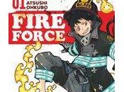 Bande annonce Fire Force (Atsushi Ohkubo) Kana