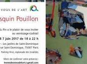 Rendez-vous l'Art exposition JOSQUIN POUILLON partir Juin 2017