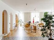 appartement transformé bureaux pour architectes