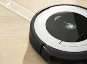 Roomba robot-aspirateur connecté prix d'iRobot avant-première