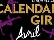 Calendar girl tome Avril d'Audrey Carlan