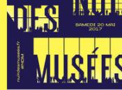 NUIT EUROPÉENNE MUSÉES 2017 samedi