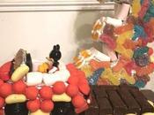Gâteau bonbons Mickey Dégustabox avril 2017-