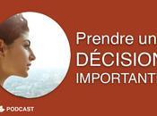 Comment Prendre Décision Importante