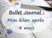 Bullet Journal bilan après mois idées pages