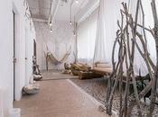 Oriental Spa, ambiance studio Makhno Architects