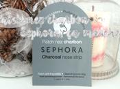 Patch charbon Sephora, marche