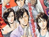 Angel Heart Tsukasa HÔJÔ tire révérence belle façon Japon