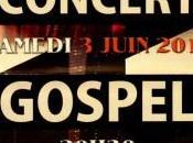 Gospel Bernay juin 2017 Bernay-radio.fr…