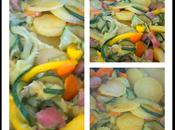 Poêlée courgettes, poivron jaune, pomme terre, carottes thermomix sans