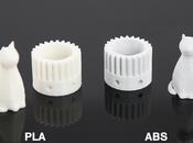 Impression différence entre filament