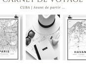CARNET VOYAGE Cuba Avant partir