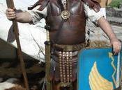 Saint-Romain-en-Gal, troupes reconstituent monde gallo-romain week-end