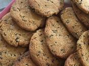 Biscuits deux sésames