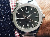WATCH THIS Piaget Polo montre 'Steel'