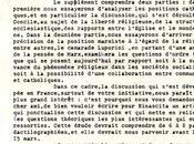 lettre Italien Roger Garaudy (1965)