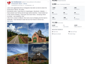 Social media storytelling tourisme