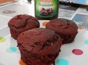 Muffins rustiques chocolat crème pruneaux