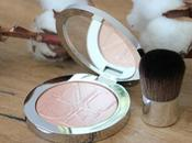 J'ai testé poudre illuminatrice Dior DiorSkin Nude Luminizer Powder.