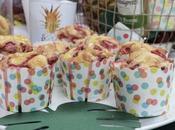 Muffins fraise pour fête fruits légumes frais d'Interfel