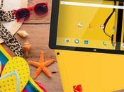 Nouvelles tablettes tactiles Kodak sous Android moins euros