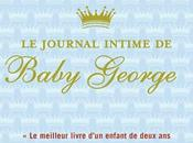 journal intime Baby George