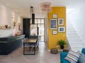 Transformation d'un grenier superbe loft Amsterdam