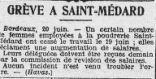 C'était dans journal juin 1917