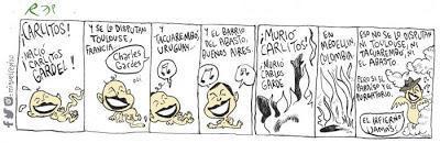 Hommage Carlos Gardel [Troesmas]