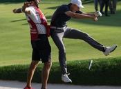 meilleures célébrations vues green golf