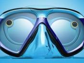 Seeseaker quand spectacles Snapchat deviennent masque plongée