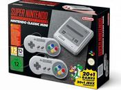 Nintendo dévoile SNES Classic Edition, mini console Super