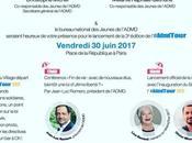 Lancement l'ADMD avec Line Renaud Olivier Minne