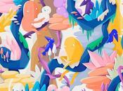 L'univers amusant coloré d'Alexandra Zutto
