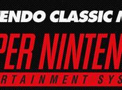 Nintendo annonce SNES mini