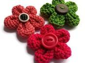 fleurs tricot super faciles